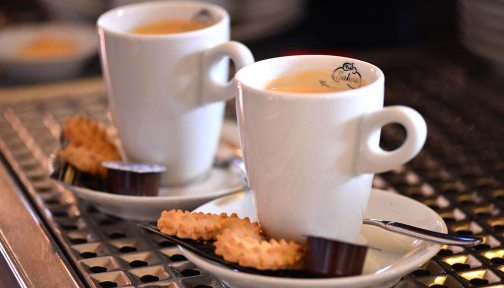 Kaffee & Schoko