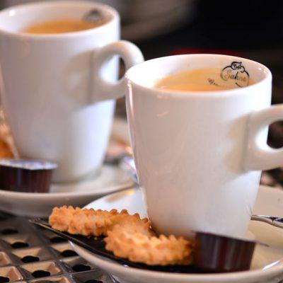 Tasse Grande Kaffee